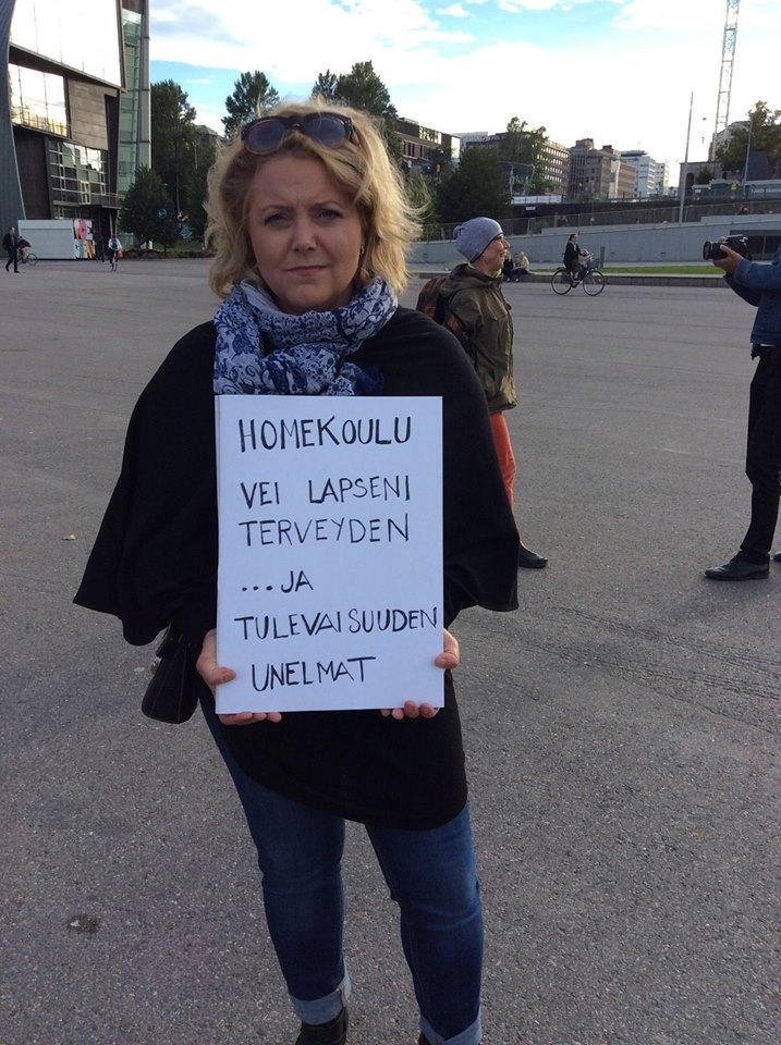 Joukkovoimaa Helsingissä – Varokaa vihaisia äitejä (ja isiä)!