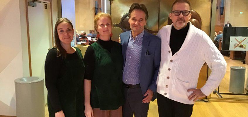 Tämä päivä on uuden alku – siirryn Espoon vasemmiston valtuustoryhmään ja asettaudun ehdokkaaksi kevään 2019 eduskuntavaaleihin!
